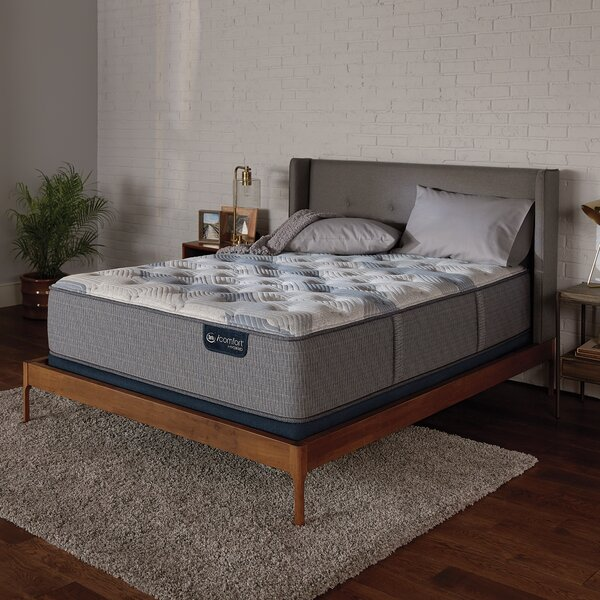 iComfort 200 13 Plush Hybrid Mattress and Box Spring by Serta