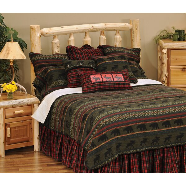 Dickens 4 Piece Coverlet Set