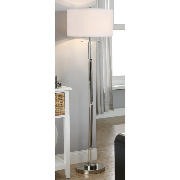 Provincial 61 Floor Lamp by Darby Home Co