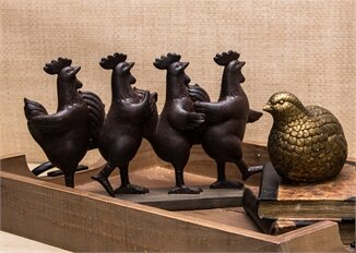 Dancing Decorative Figurines by August Grove