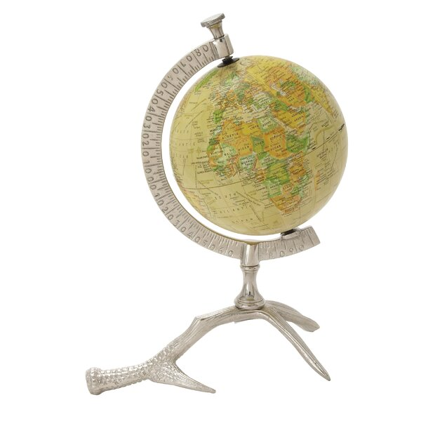 Globe by Woodland Imports