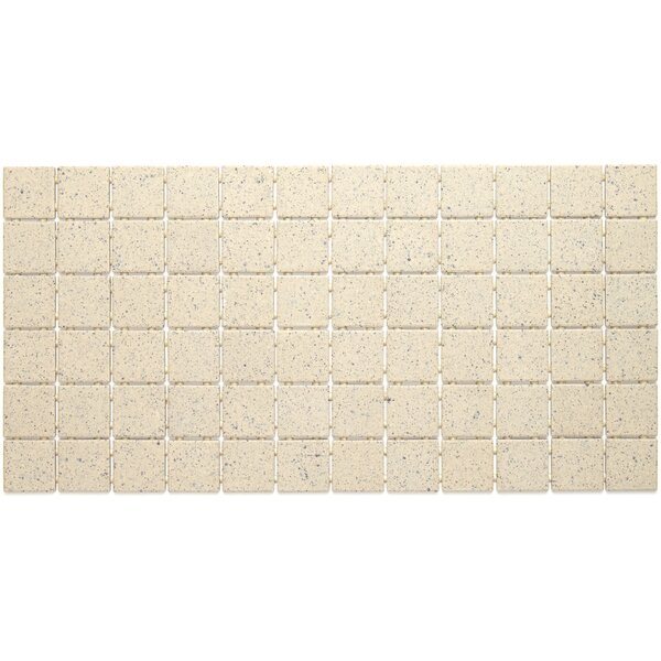 Dalton 12 x 24 Porcelain Mosaic Tile in Buffstone Range by Itona Tile