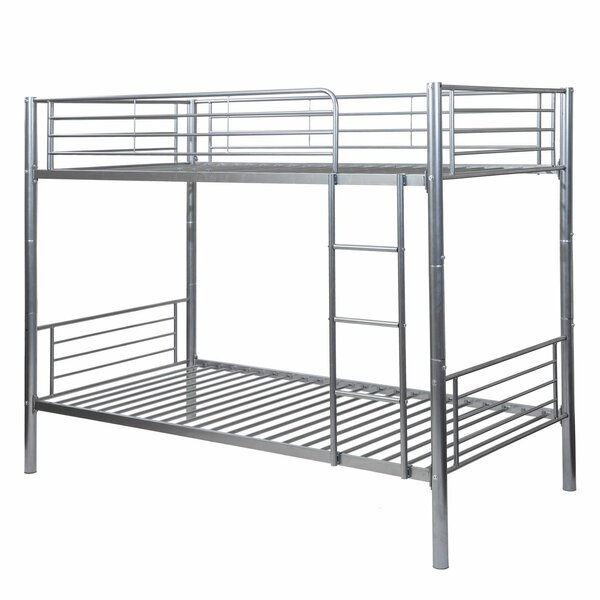 Gloucester Twin Bunk Bed by Zoomie Kids