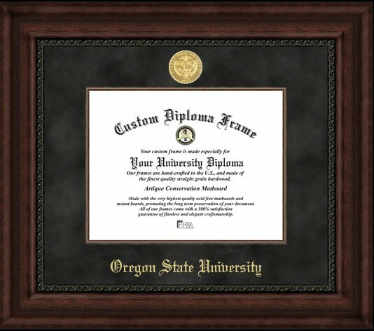 NCAA Oregon State University Executive Diploma Picture Frame by Campus Images