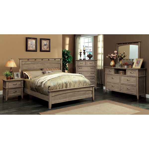 Cartwright Standard Bed by Rosecliff Heights