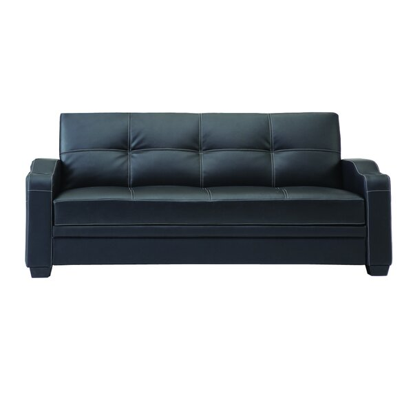 Manning Functional Sofa Bed by Hazelwood Home Hazelwood Home