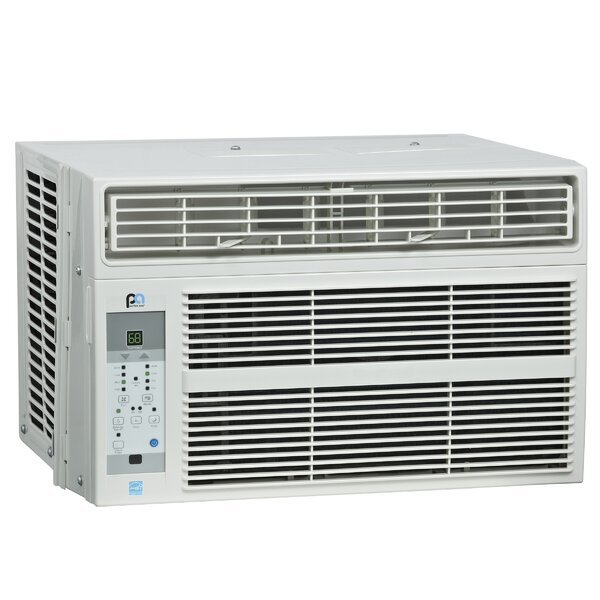 6,000 BTU Energy Star Window Air Conditioner with Remote by Perfect Aire