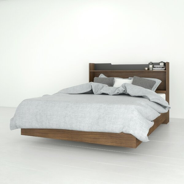 Leaman Standard Bed by Ebern Designs