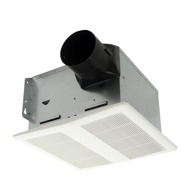 HushTone 110 CFM Energy Star Bathroom Fan by Cyclone