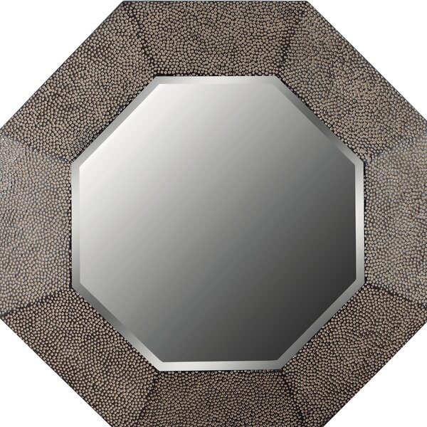 Nicky Accent Wall Mirror by Galaxy Home Decoration