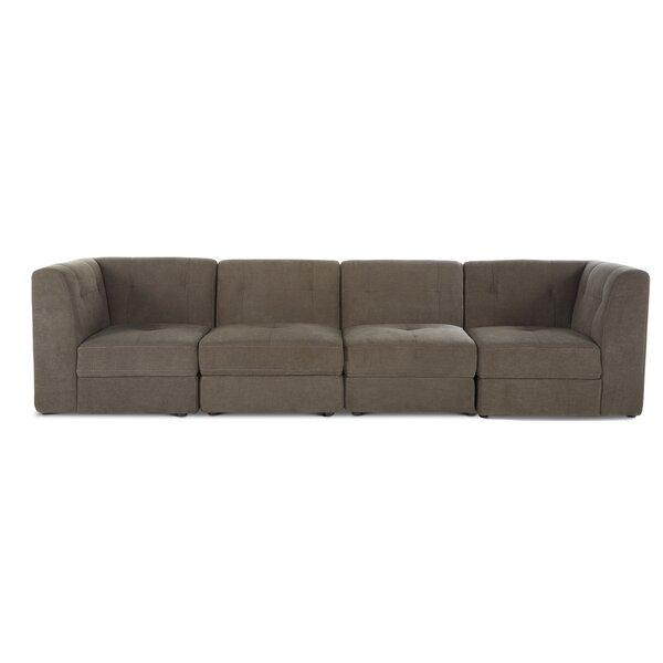 Edgartown Modular Sofa by Three Posts