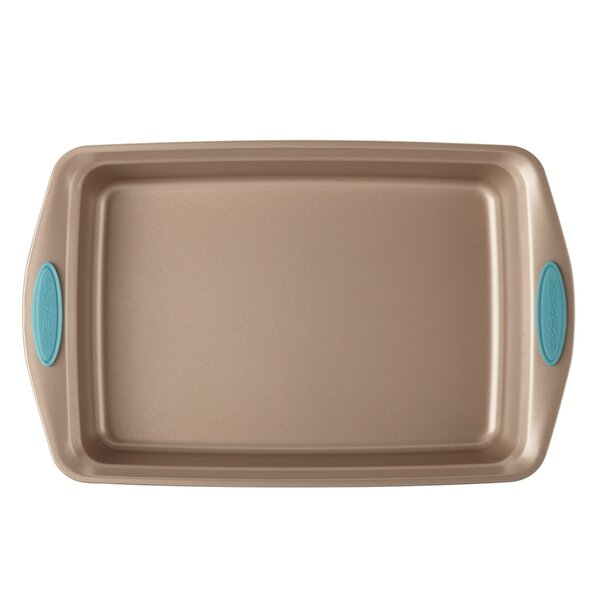 Cucina Non-Stick Rectangular Cake Pan by Rachael Ray
