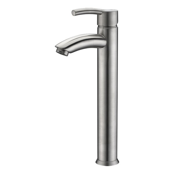 Quartet Single Hole Bathroom Faucet with Drain Assembly by ANZZI