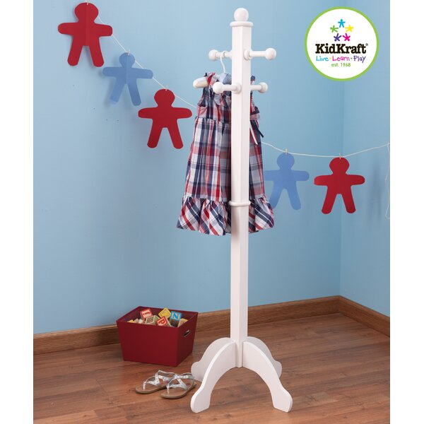 Personalized Deluxe Coat Rack by KidKraft