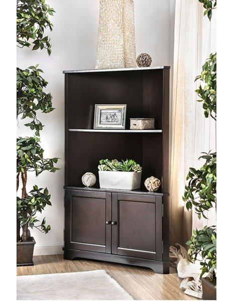 Harty Corner Unit Bookcase by Red Barrel Studio
