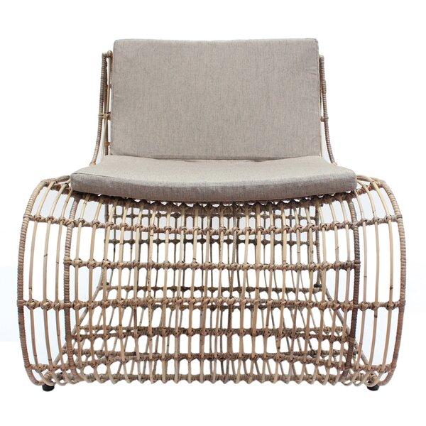 Lago Vista Lounge Chair by Bayou Breeze