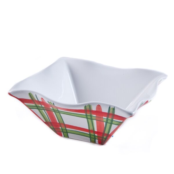 Severns Melamine Cereal Bowl (Set of 4) by Alcott Hill