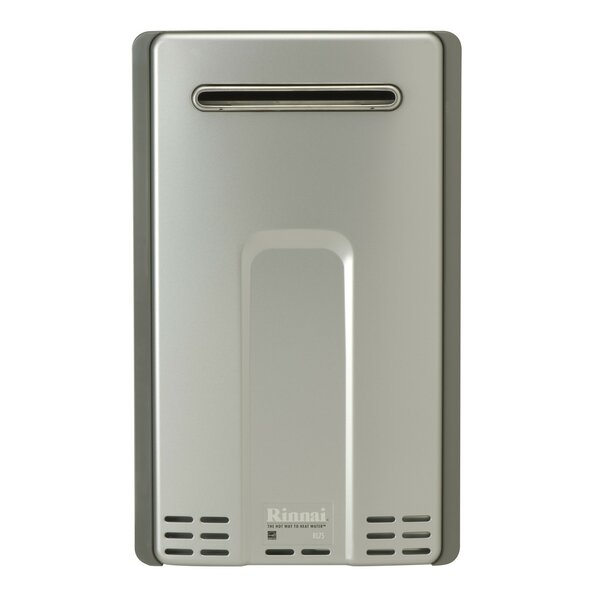 Luxury 7.5 GPM Liquid Nature Gas Tankless Water Heater by Rinnai