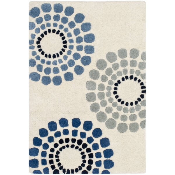 Peralta Ivory Rug by Zipcode Design
