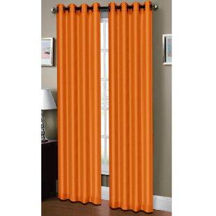 Burnt Orange Curtains