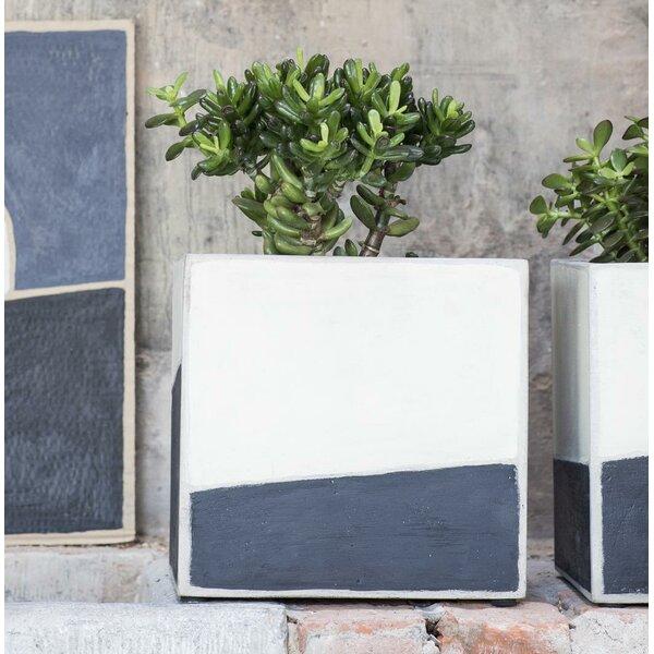 Arty Ceramic Planter Box by Serax