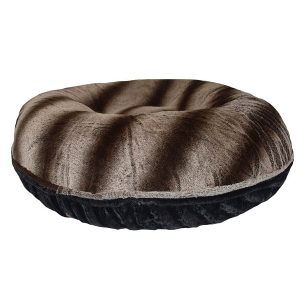 Bagel Frosted Glacier Pillow by Bessie and Barnie