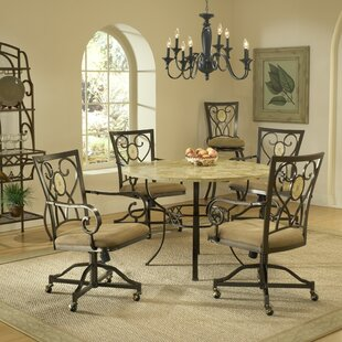 Boundary Bay 5 Piece Dining Set By Red Barrel Studio