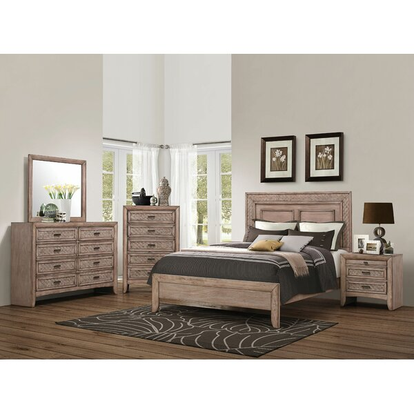 Hammer Panel Configurable Bedroom Set by Bayou Breeze