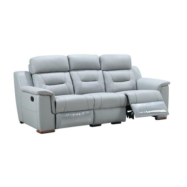 Kreger Air Reclining Sofa by Latitude Run
