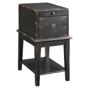 Philippine End Table With Storage Lark Manor