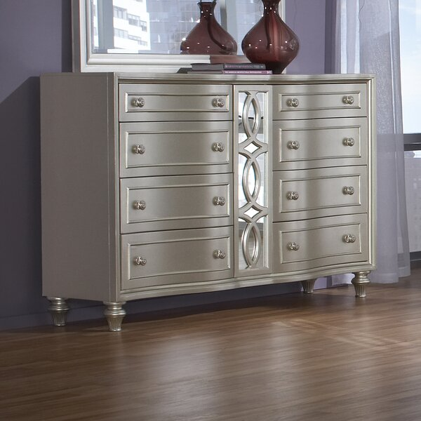 Anette 8 Drawer Double Dresser by Willa Arlo Interiors