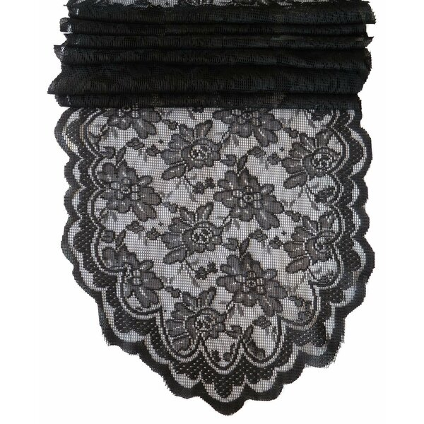 Fraser Lace Table Runner by Astoria Grand