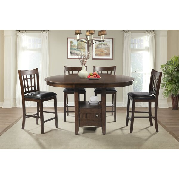 Evergreen 5 Piece Dining Set By Alcott Hill Design