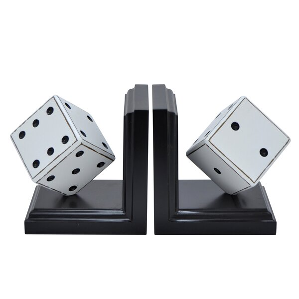 Bookends (Set of 2) by 17 Stories