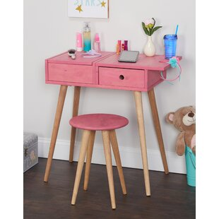 Find the perfect Achenbach Kids Vanity Set with Mirror ByMack & Milo