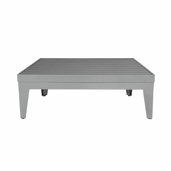 Angelina Small Square Coffee Table by Brayden Studio