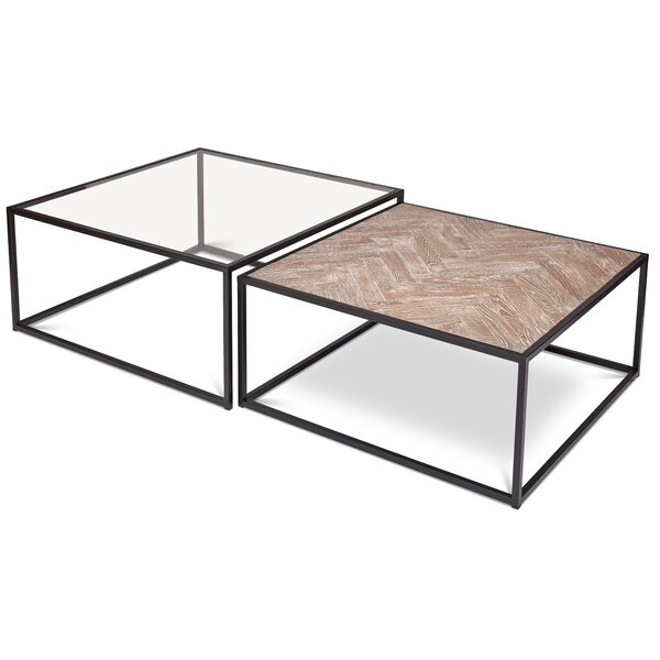 Gearhart 2 Piece Coffee Table Set By Union Rustic
