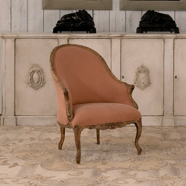 Chalais Armchair by Sarreid Ltd