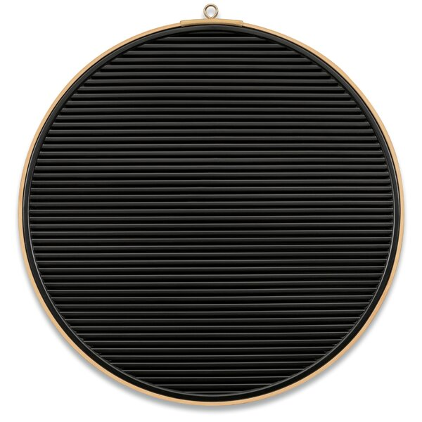 Halstead Round Changeable Letter Board 12 x 12 by Ebern Designs