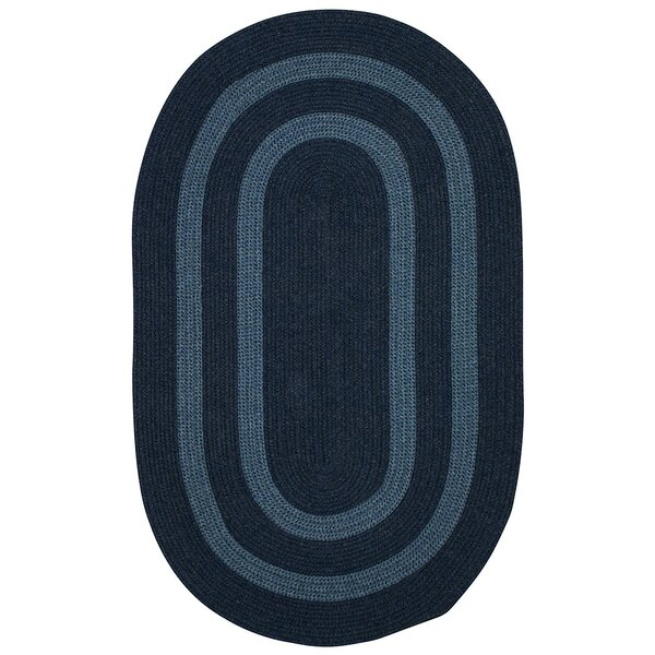 Westfield Hand-Woven Wool Blue Area Rug by Darby Home Co
