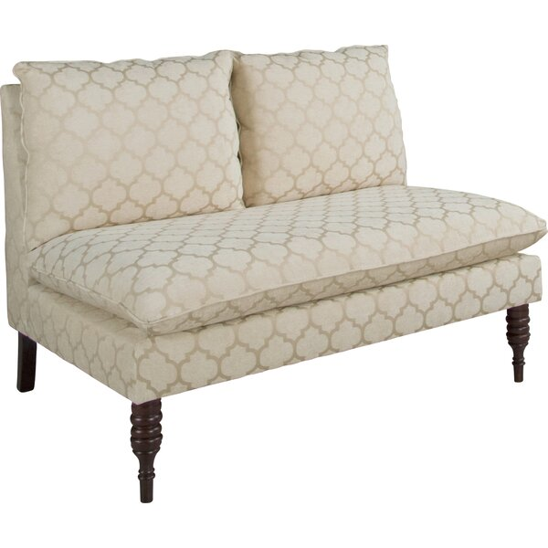 Marion Settee by Skyline Furniture