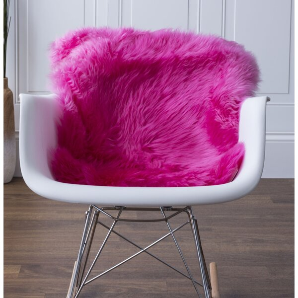 Handmade Pink Area Rug by Super Area Rugs