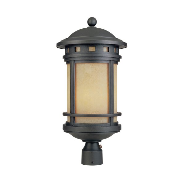 Sedona 1-Light Lantern Head by Designers Fountain