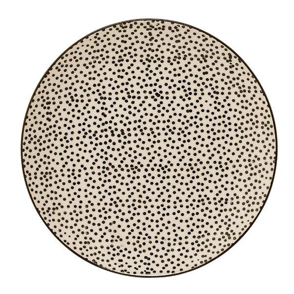 Aspenson Dot 8 Dinner plate (Set of 4) by Mint Pantry