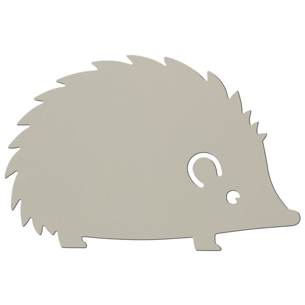 Metal Trivet Hedgehog by Now Designs