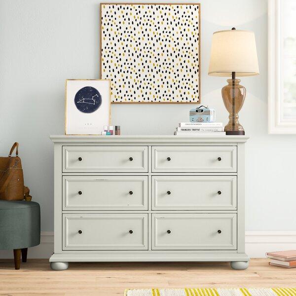 Rochford 6 Drawer Double Dresser by Three Posts Teen Three Posts Teen