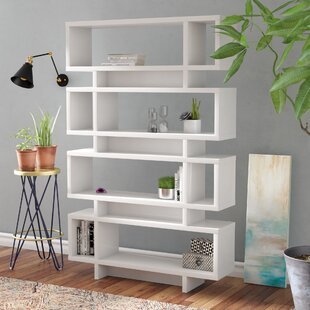 Top Reviews Standard Bookcase Wade Logan