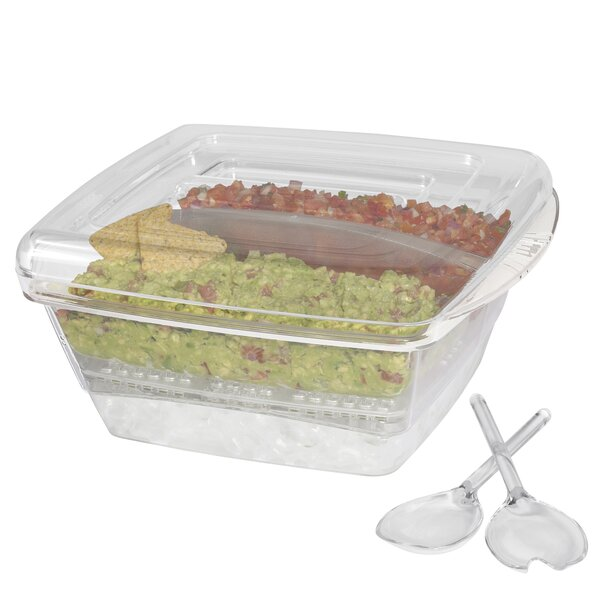 Reyna Coolware 6 Piece Serving Bowl Set by Symple Stuff