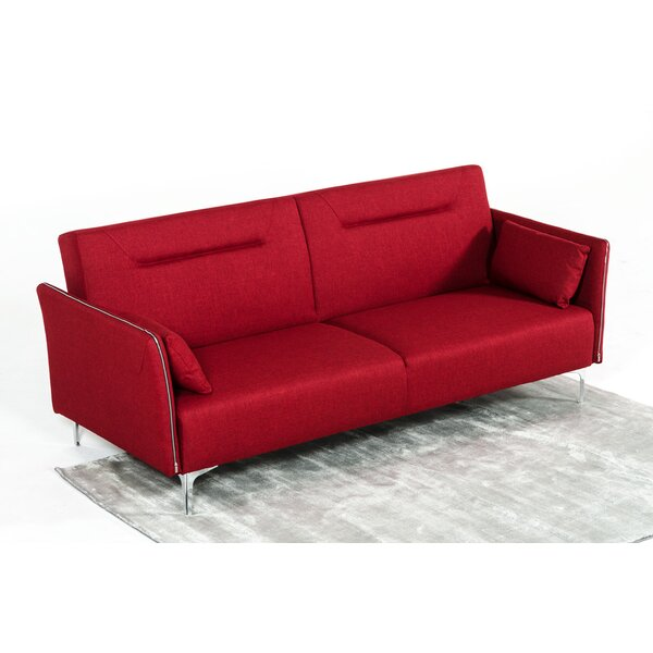 Looking for Faviola Red Sofa By Orren Ellis Herry Up on  Patio ...