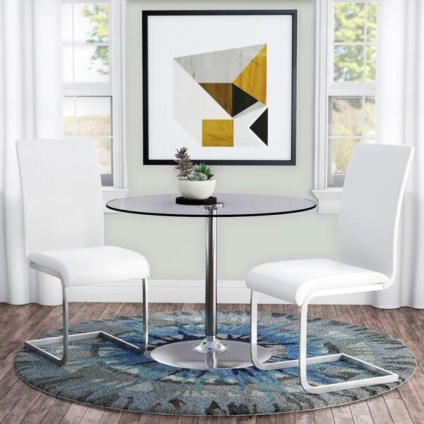 Bayshore Upholstered Dining Chair by Orren Ellis